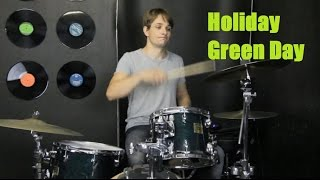 Holiday | Green Day | Drum Tutorial