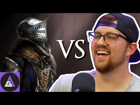 How Far Can You Get in 90 Minutes in Dark Souls?