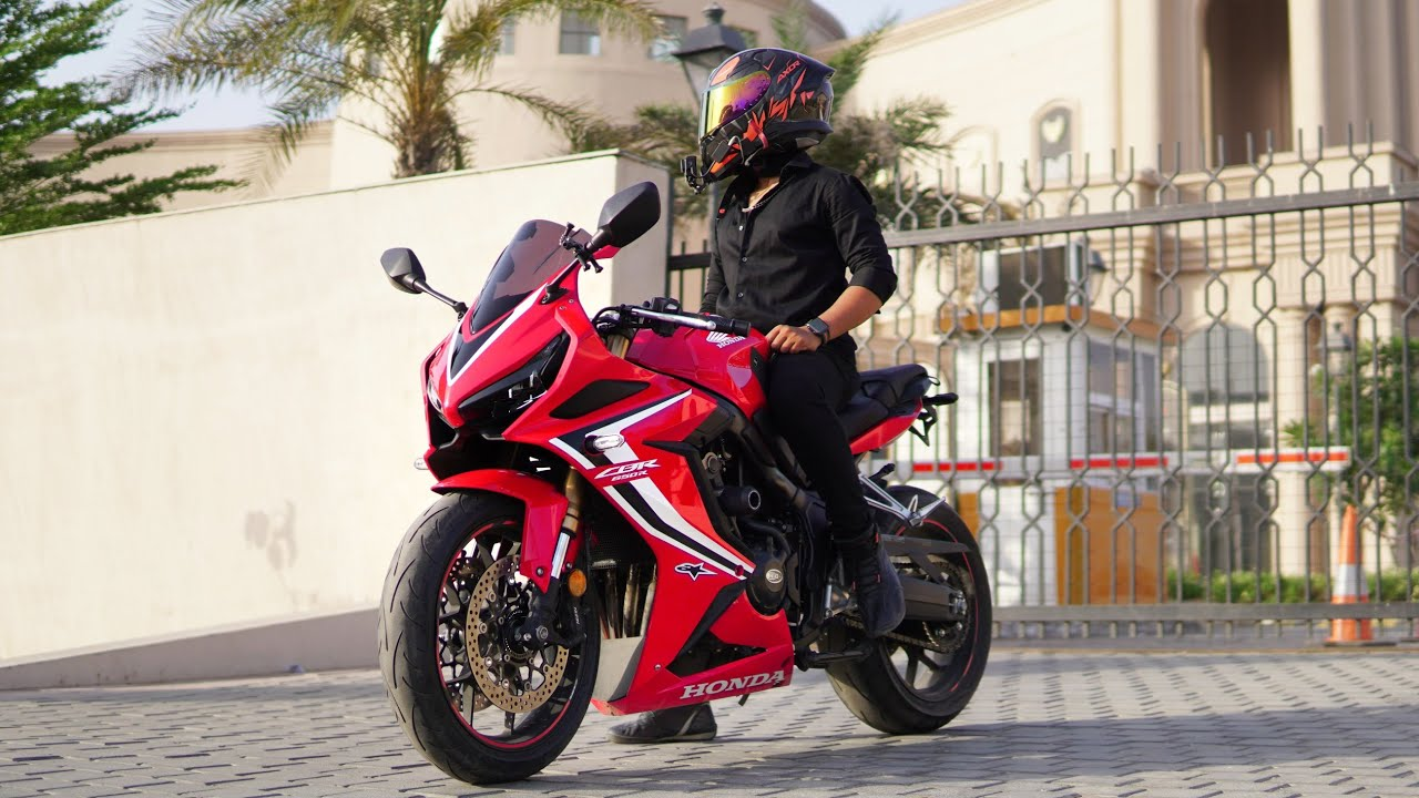 Why I Chose Honda CBR 650R!