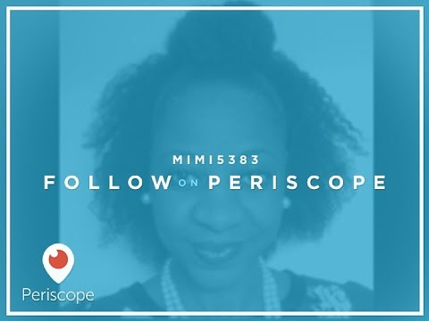 Fix-It-Jesus Friday: That word GRACE #Periscope thumbnail