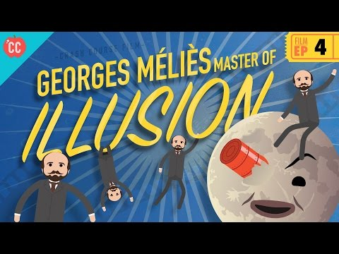Georges Melies - Master of Illusion: Crash Course Film History #4