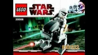 All Lego Star Wars 2010 sets