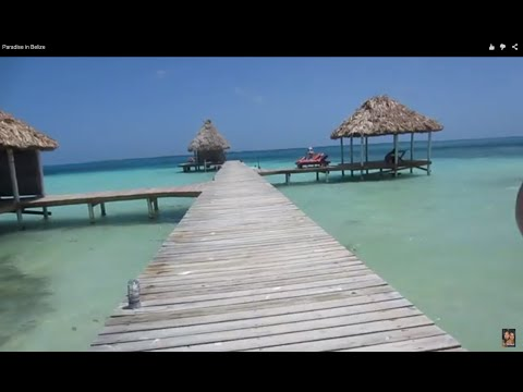 Paradise in Belize - Part 1