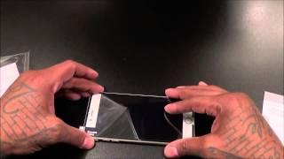 Apple iPhone 6 Plus iLoome ScreenMate Premium Tempered Glass Screen Protector