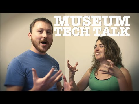 Talking About Museum Technology