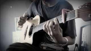 【Getsunova】  สิ่งที่ตามหา Acoustic Guitar Cover 【Fingerstyle】