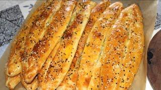 Taş fırında pişmiş gibi💯bir kere deneyin her zaman eliniz bu tarife gidecek✅en kolay elaçması börek