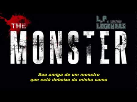 Eminem feat. Rihanna - The Monster LEGENDADO (PAULINHO)