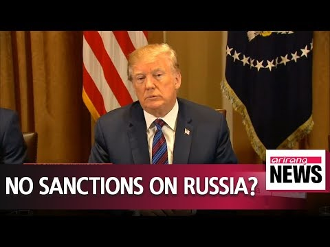 Trump decides to abandon plans for more Russia sanctions: U.S. media