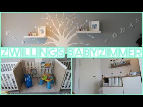 Baby Roomtour/Wickelkommode/Kleiderschrank/Zwillingszimmer/Babyzimmer/Mel´s Kanal