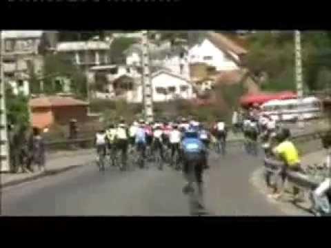 CYCLISME  A MADAGASCAR
