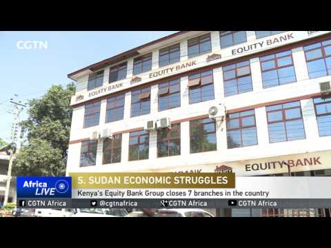 Kenya's Equity Bank Group closes 7 branches in South Sudan