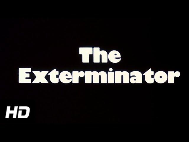 THE EXTERMINATOR - (1980) HD Trailer