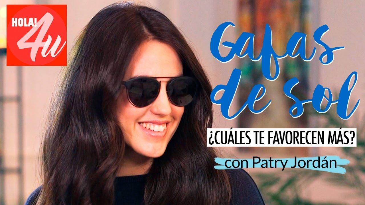 f282fc1c4d Gafas de sol, ¿cuáles te sientan mejor? | Arréglate conmigo con Patry Jordán