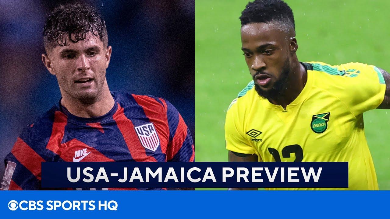USMNT vs. Jamaica: Lineups, live score updates, highlights ...