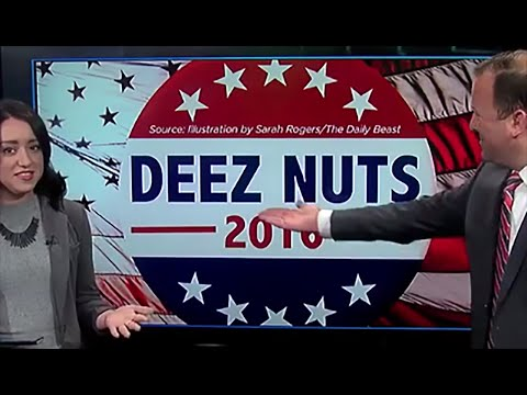 Deez Nuts Is Running For President