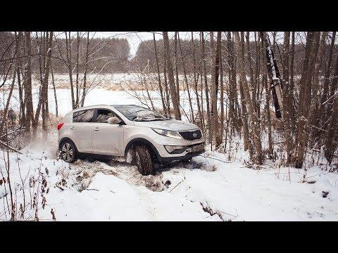 ДЕРЗКИЕ Паркетники победят ВНЕДОРОЖНИКОВ?! ПРИКОНЧИЛИ Audi! Kia Sportage, Hyundai Tucso против УАЗа