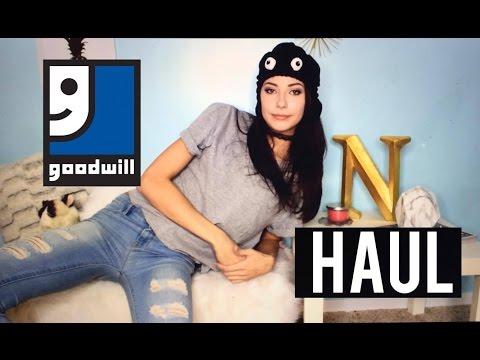 GOODWILL HAUL