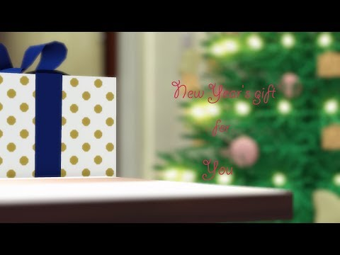 【MMD】New Year's gift for you