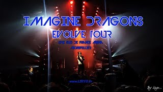 Imagine dragons live montpellier arena