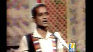 Balochi song by Sabzal samigi, Tv special
