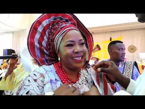 Yoruba traditional marriage ceremony, TVMolad, , 08123908702