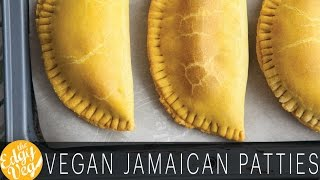 Vegan Recipe: Jamaican Patties | The Edgy Veg