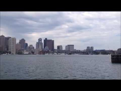 Blue Angels Fly Over Boston, May 26, 2015