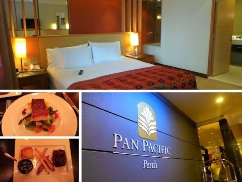 Pan Pacific Perth - Pacific Club King Room