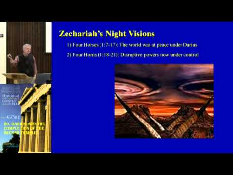 20. Darius and the Completion of the Second Temple