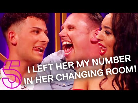 The most shocking Blind Date moment ever!   Blind Date   Channel 5