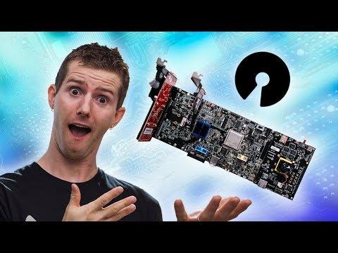 An Open Source CPU!?
