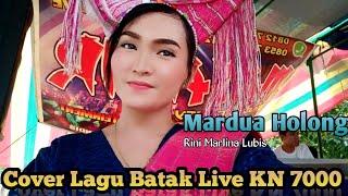 Mardua Holong Cover lagu sumatra Utara orgen tunggal - Lagu Batak OMEGA TRIO - Rini Marlina Lubis.mp3