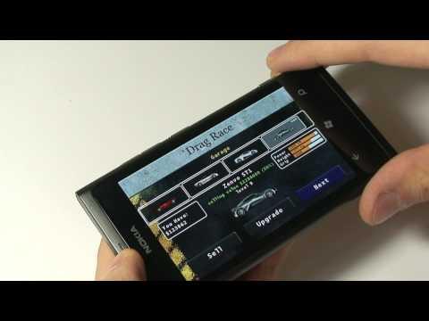 Игры для Windows Phone | DRAG RACE - WPand.net