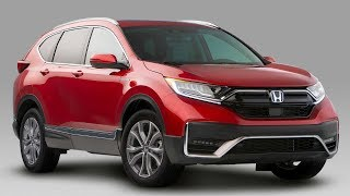 2020 Honda CR-V Hybrid SUV Introduce - All-New Honda CR-V