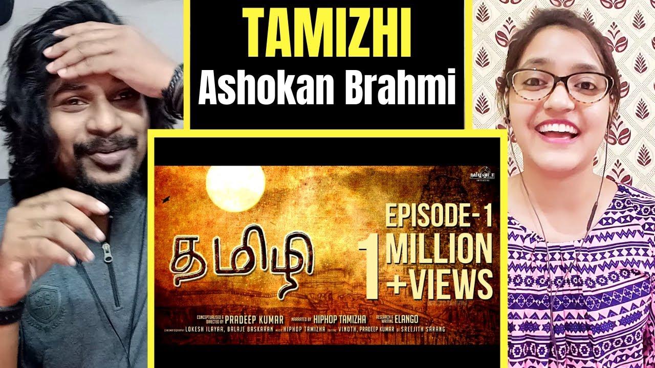 HIPHOP TAMIZHA - #Tamizhi | Episode 1 REACTION  | Ashokan Brahmi | SWAB REACTIONS
