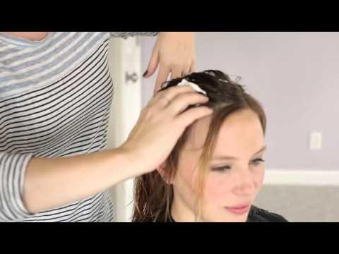 Rebecca's Cut, Fine Hair Focus