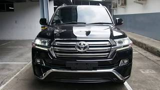 REVIEW TOYOTA LAND CRUISER TIPE VXR DIESEL V8 2017