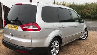 2014 FORD GALAXY 2.0 TITANIUM TDCI FOR SALE | CAR REVIEW VLOG
