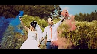 Свадебное видео прогулка Олег и Руслана
