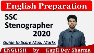 A Guide to SSC Stenographer English Preparation English by Kapil Dev Sharma