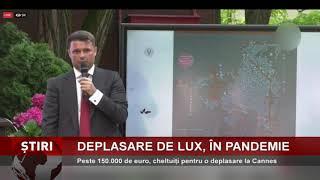 Fosta conducere a Primăriei Sector 5, deplasare de lux la Cannes