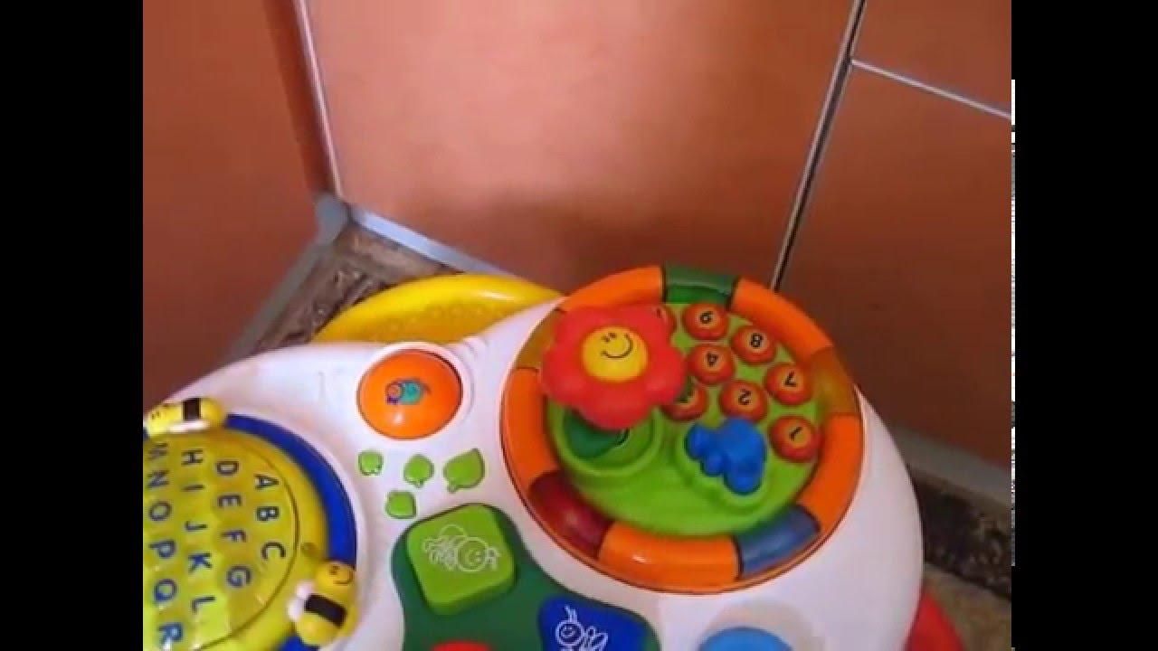 Купить Развивающий столик Baby Clementoni