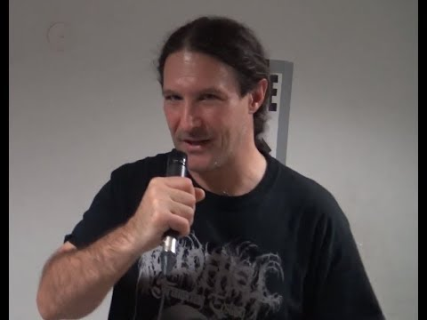 Interview with Ross Dolan of Immolation (Belgrade, Serbia 2017)