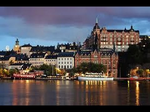 Capital City of Scandinavia - Stockholm, Sweden
