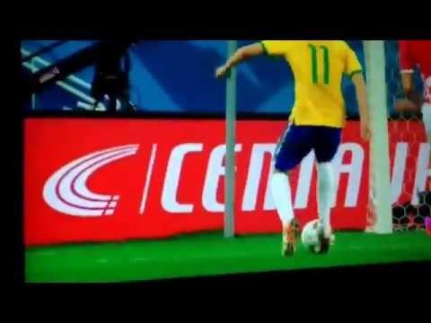 Jun 12, 2014 brazil vs Croatia World Cup 2014 3-1 all goals and highlights