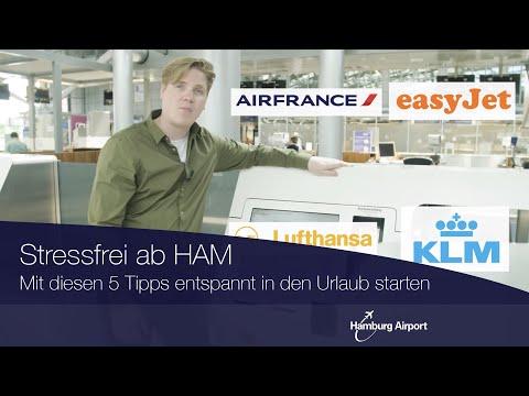 5 Tipps Für Einen Entspannten Start In Den Urlaub Am Hamburg Airport