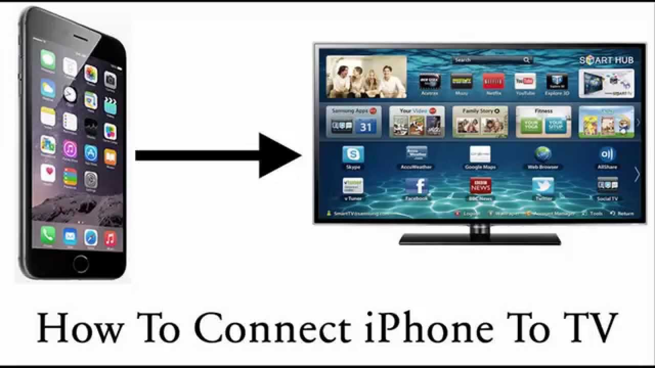 how to connect iphone to tv how to connect iphone to tv 18685