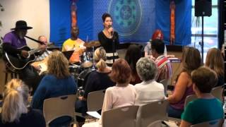 SOUL CENTER OC - LET MY SOUL SURRENDER - Rina Cervantes - Sept. 6, 2015