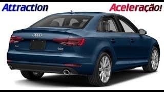 EP160 - Audi A4 2.0 TFSI - Attraction - Test Drive - Aceleração